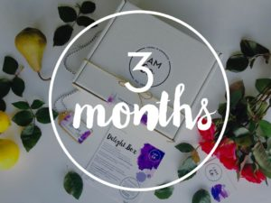 I AM CO - Delight Box 3 month subscription
