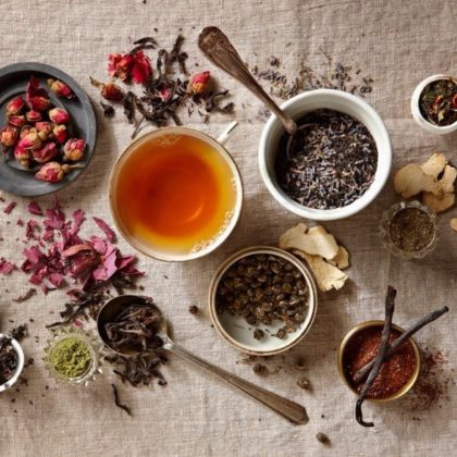 Herbal Teas Healing Powerful
