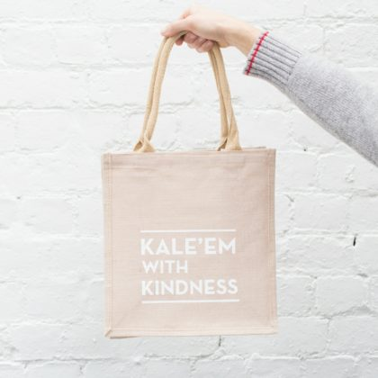 Kale Em With Kindness