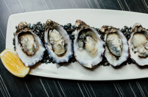 Depot Eatery Oysters